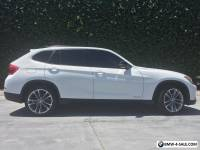 "2013 BMW X1 Drive28i Sportline, Navi, Pano Roof, 18"" wheels"