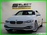 2014 BMW 4-Series i xDrive