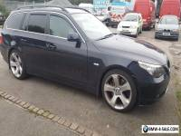 "55 BMW 530 SE AUTO TOURING NEW SHAPE, 19"" ALLOYS NO SWAP / PX STUNNING CAR"