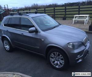 BMW X5 35D M SPORT 7 SEATS 2009 for Sale