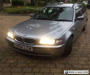 BMW 318i ES TOURING MANUAL LPG for Sale