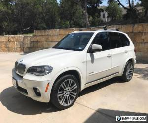 2013 BMW X5 X50i M-Sport for Sale