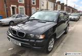 BMW X5 3.0 DIESEL 2002 NEW MOT 07550428287 for Sale