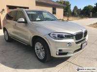 2016 BMW X5 xDrive35d Sport Utility 4-Door