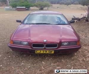 BMW 1992 318i 4 DOOR SEDAN REGISTERED for Sale