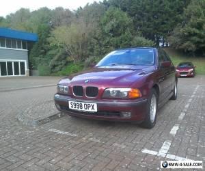 1998 BMW 528i E39 for Sale