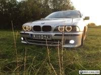 BMW 530d E39 M sport auto