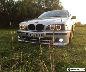 BMW 530d E39 M sport auto for Sale