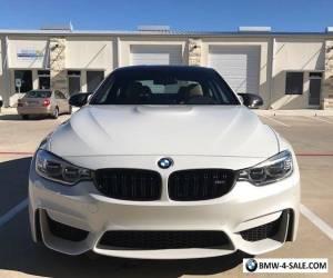 2015 BMW M4 Mineral White Exterior, Tan/Black/Carbon Fiber Int for Sale