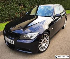 2008 BMW 318D EDITION M SPORT SALOON FSH VERY RARE STUNNING CONDITION  for Sale