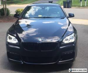 2014 BMW 6-Series 650i XDrive for Sale