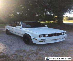 1990 BMW 3-Series Convertible for Sale