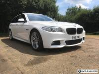 2011 BMW 525D M SPORT TOURING AUTO - F11 - HUGE SPEC - FULLY LOADED