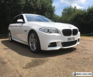 2011 BMW 525D M SPORT TOURING AUTO - F11 - HUGE SPEC - FULLY LOADED for Sale