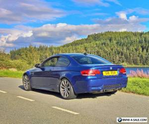 2009 BMW M3 - E92 Interlagos Blue - DCT - Carbon Roof - FBMWSH - 4.0L V8 for Sale