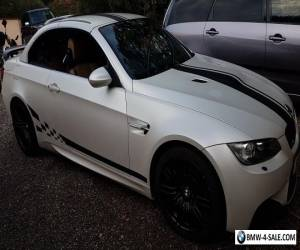 Individual BMW M3 V8 DCT 7 Cabriolet-Must Be Seen-Possible left hand drive in px for Sale