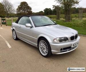 Bmw 323 convertible Huge Spec for Sale