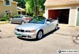 2004 BMW 3-Series 325ci Convertible for Sale