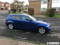 BMW 1 Series hatchback 2L 2011