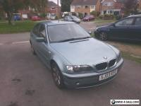 BMW 320d SE manual diesel saloon