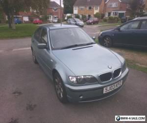 BMW 320d SE manual diesel saloon for Sale