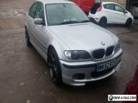BMW 330d MANUAL M SPORT New clutch, Long MOT, drives well