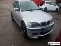 BMW 330d MANUAL M SPORT New clutch, Long MOT, drives well