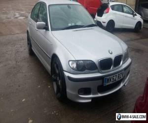 BMW 330d MANUAL M SPORT New clutch, Long MOT, drives well  for Sale