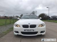 2010 BMW 325i M Sport Covertible