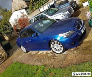 2007 Bmw 525d m sport for Sale