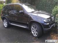 BMW X5 E53 4.4i Sport Exclusive