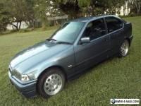 BMW 316I AUTO 2 DOOR SEDAN 1999