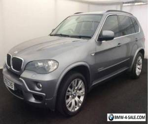2009 BMW X5 3.0TD X Drive 30d M Sport for Sale