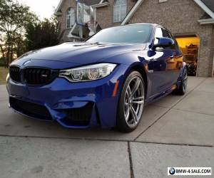 2015 BMW M3 Base Sedan 4-Door for Sale