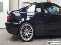 Bmw m3 e46 manual 3 series petrol sport classic car