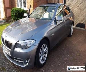 BMW 520d 2011 - High Spec,( Sat Nav, Hard Disk, Reversing Camera, Sunroof) for Sale