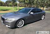 2011 BMW 5-Series 535i for Sale