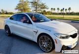 2017 BMW M4 Base Coupe 2-Door for Sale