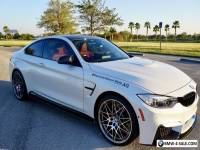 2017 BMW M4 Base Coupe 2-Door