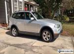 2008 BMW X3 for Sale