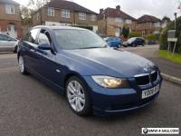 BMW 320 D AUTOMATIC - SPARES OR REPAIRS