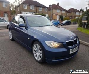 BMW 320 D AUTOMATIC - SPARES OR REPAIRS for Sale