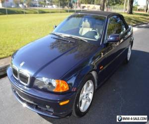 2002 BMW 3-Series CONVERTIBLE for Sale