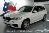2016 BMW X5 XDRIVE50I AWD M SPORT LINE PANO ROOF NAV for Sale