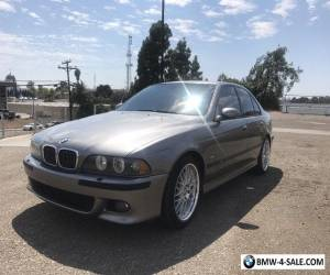 2002 BMW M5 for Sale