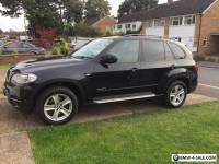 BMW X5 3.0 30d SE xDrive 5dr Black