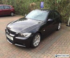 BMW 318i M sport Petrol 2006 Black 6 Speed , Just had major service VGC  for Sale