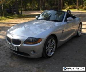 BMW Z4 2.2i SE for Sale