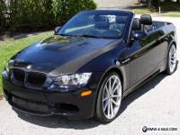2011 BMW M3 LEATHER