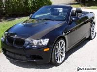 2011 BMW M3 LEATHER